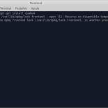 E: No se pudo obtener el bloqueo /var/lib/dpkg/lock – open (recurso temporalmente no disponible)